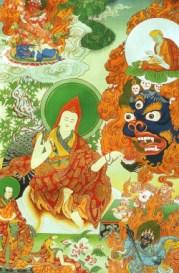 Противостояние буддистов и шаманов превратилось в настоящую магическую войну.
