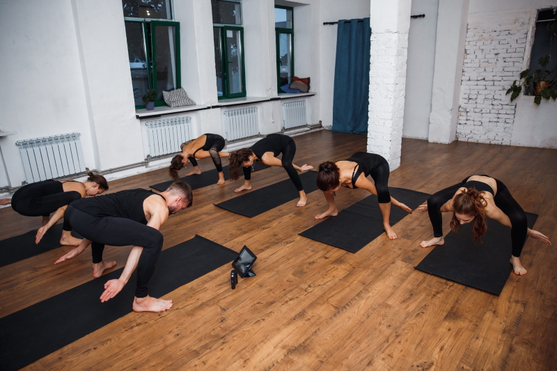 Система йоги 23
