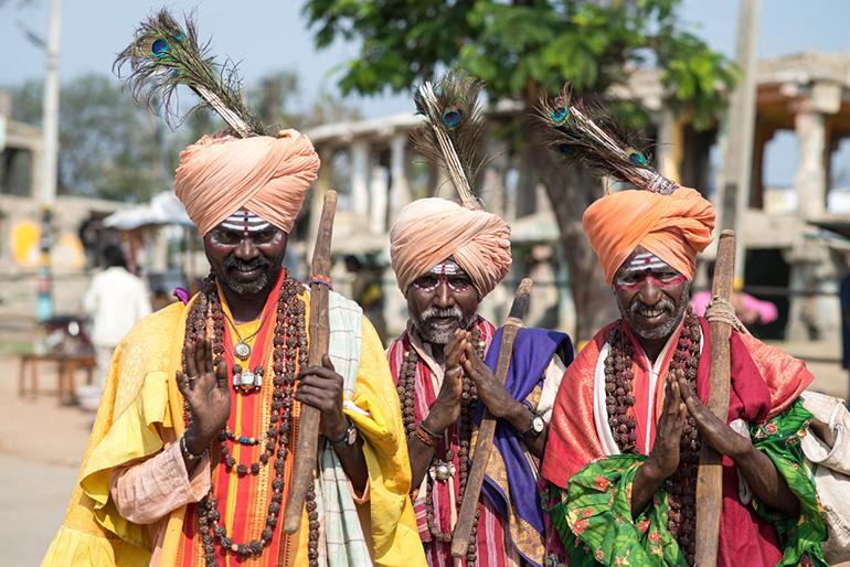 Брахманы - жрецы
