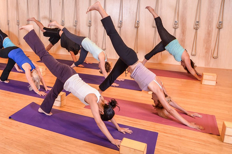 Отличие от хатха-йоги