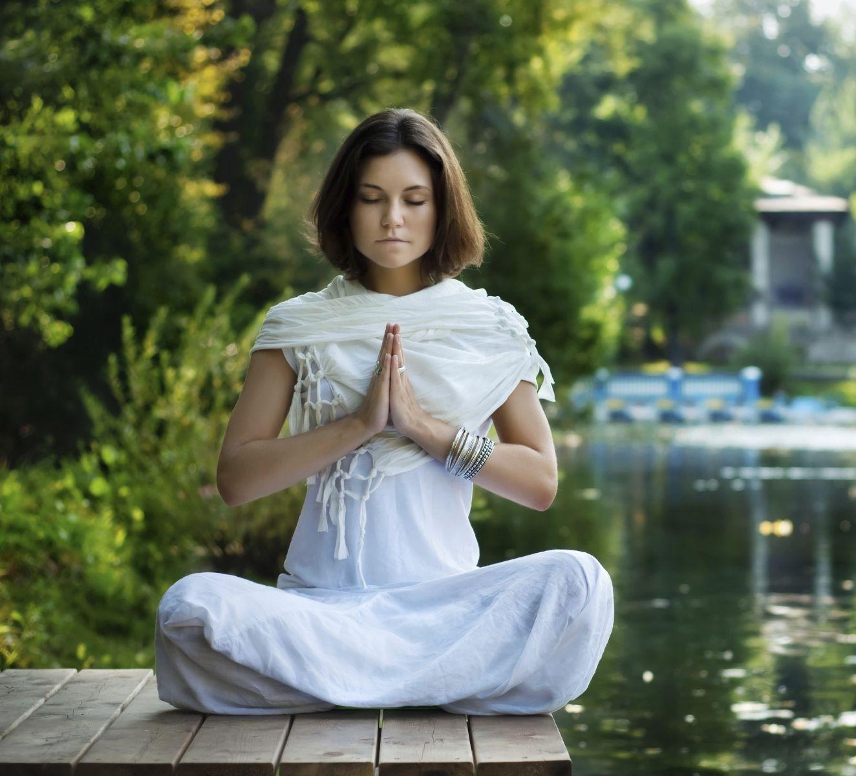 Пример нада-медитации