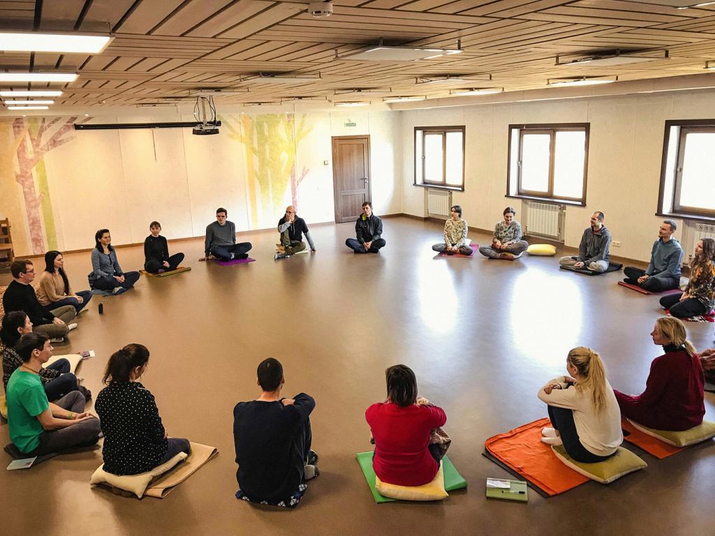 Школа медитации