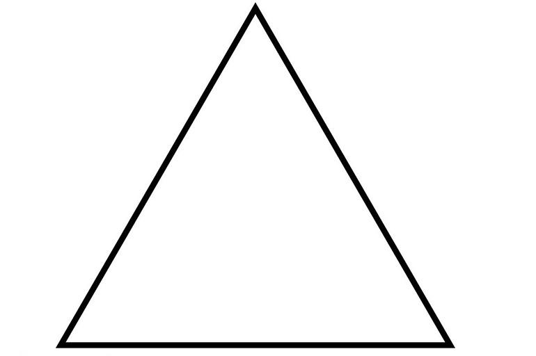 Треугольник Рейки