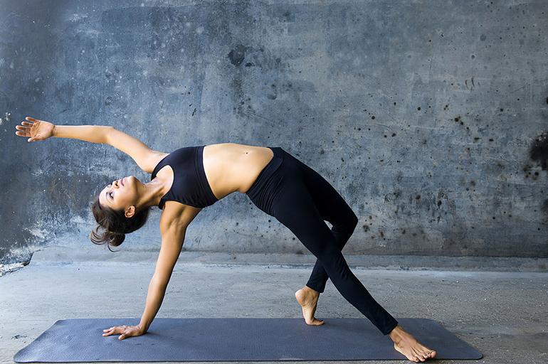 Трипсихора-йога
