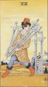 Семерка мечей