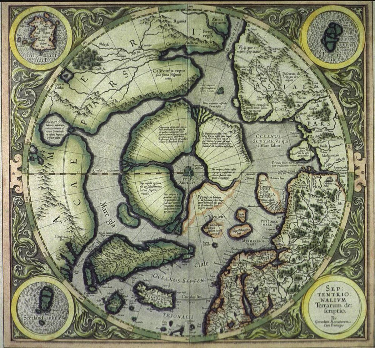 Карта страны