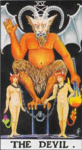 Таро Дьявол