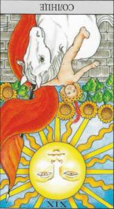 Перевернутое солнце