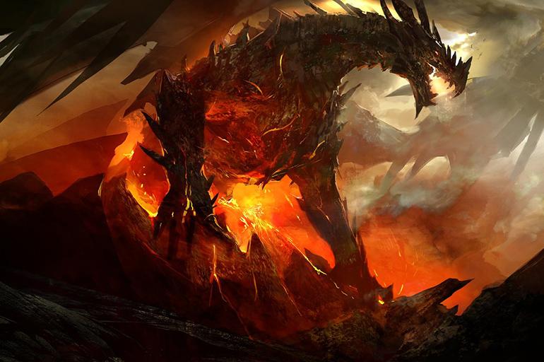 Час дракона