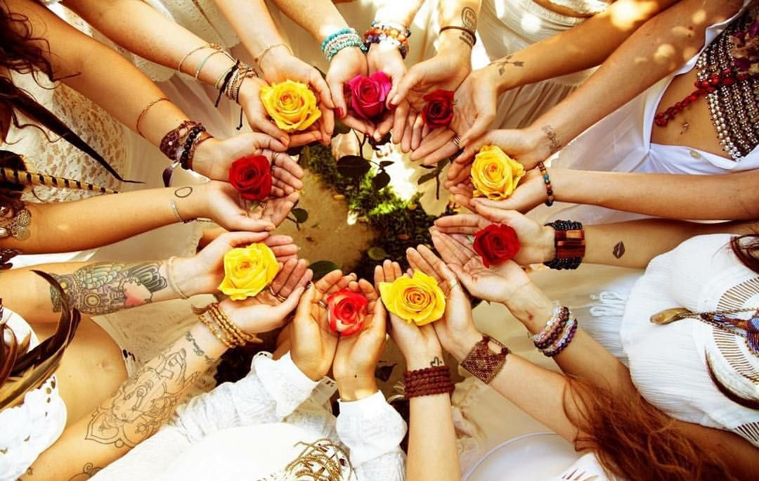 Ритуал пробуждения женственности