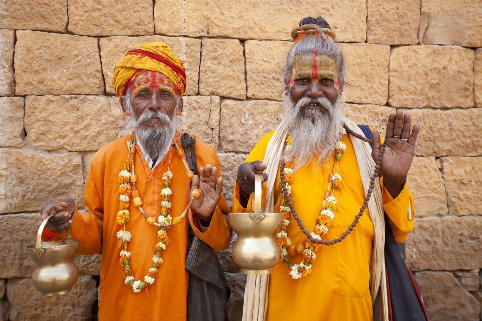 Священники брахманы