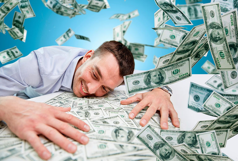 Магнит на деньги
